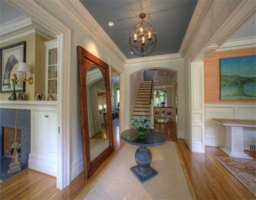 Atlanta Interior Design Inman Circle Rentschler Company